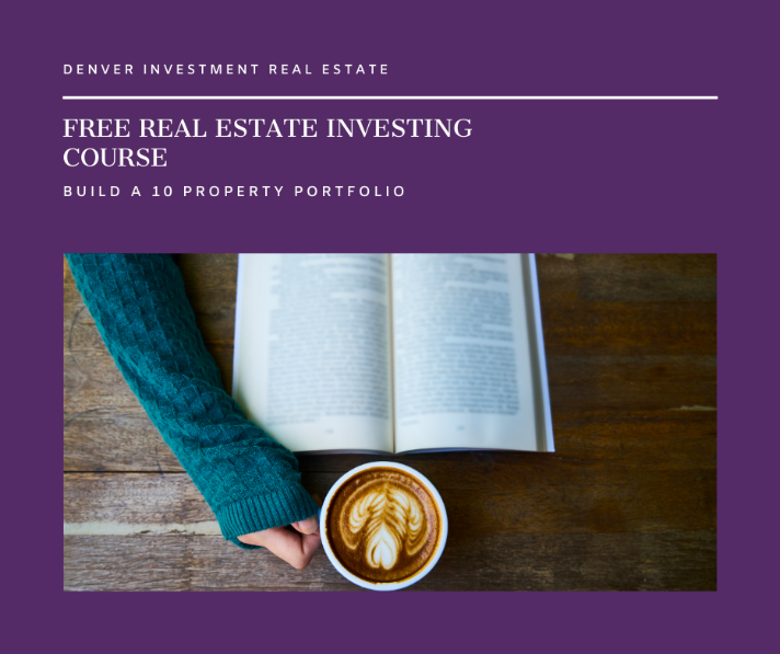 Free Real Estate Investing Course & Build a 10 Property Portfolio