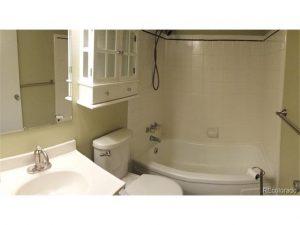 East Girard Ave Denver Co Bathroom