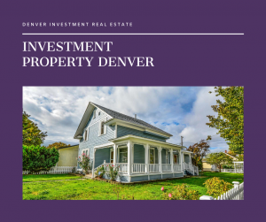 Investment Property Denver, Investment Consultation