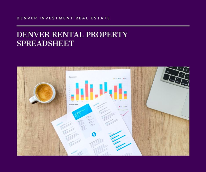 Rental Property Spreadsheet