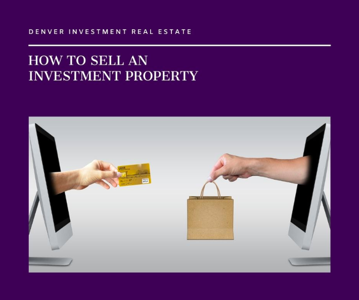 how to sell an investment property