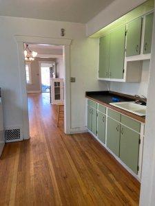 Denver House Flip Kitchen