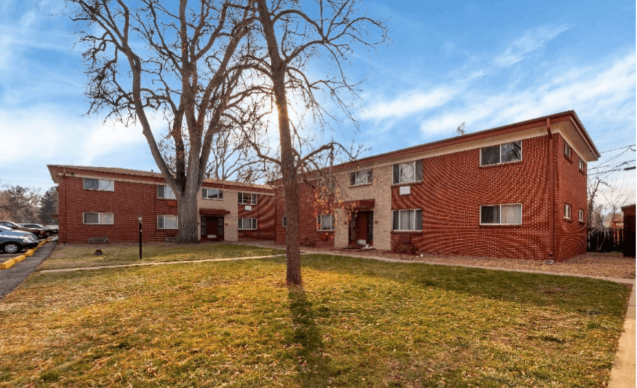 multifamily syndication investment property in Denver