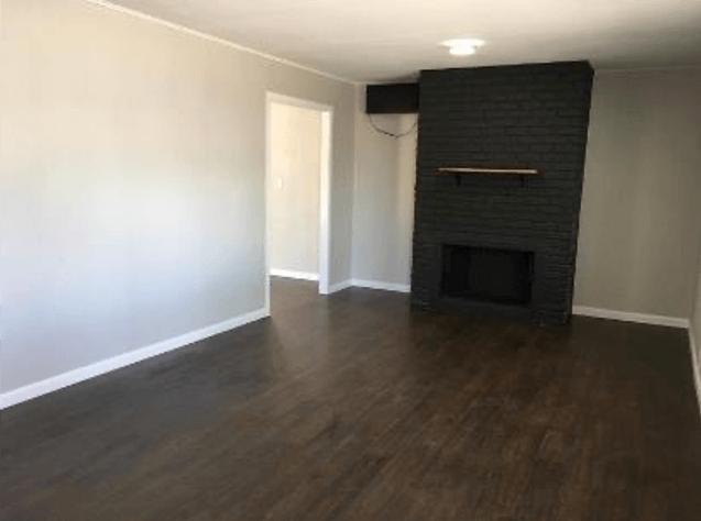 after rehab rental property