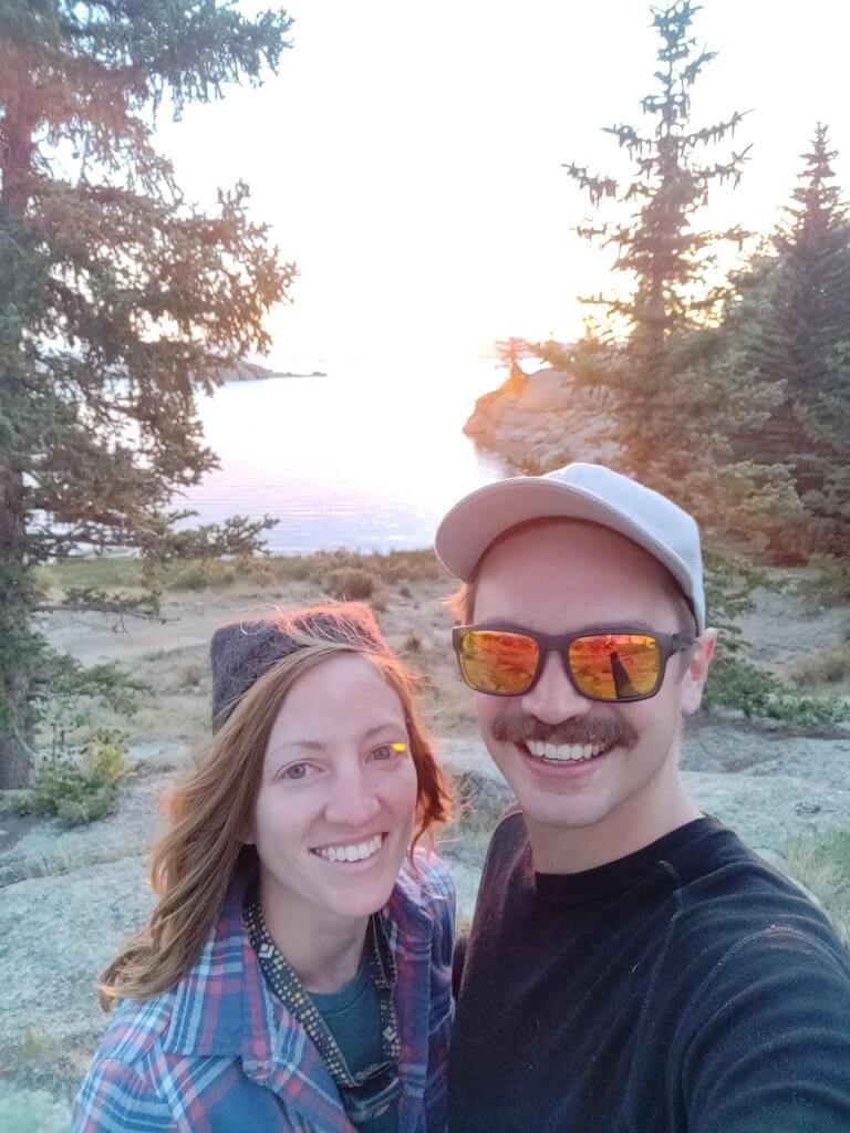 Karl Burkhart & Jenna Geatz