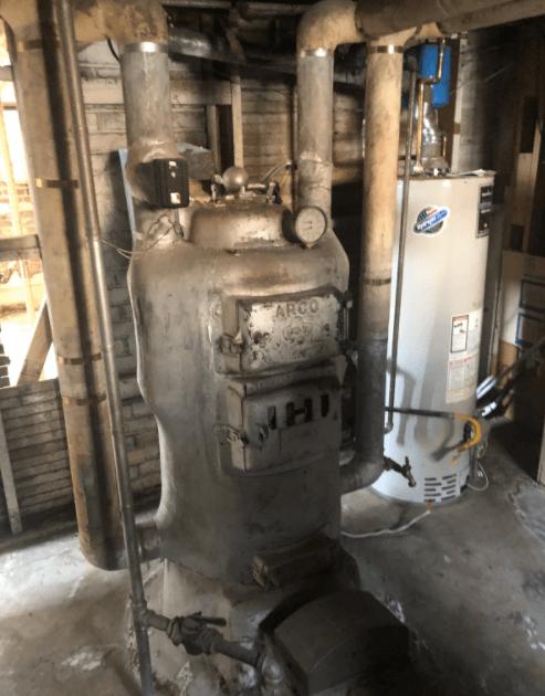 Denver rental boiler