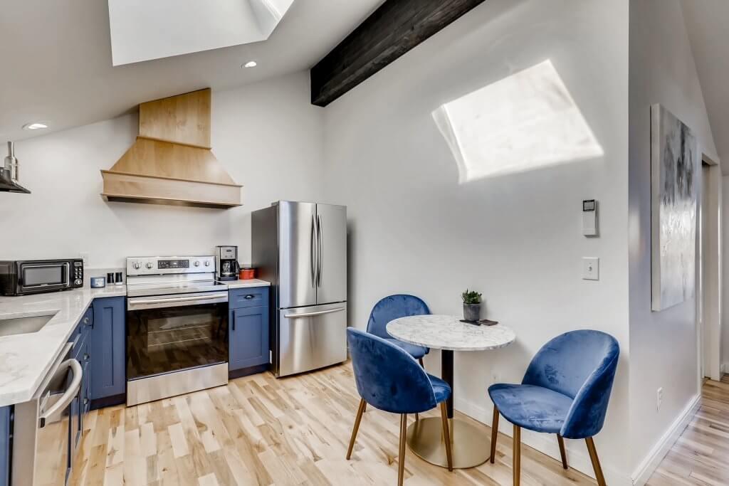 ADU kitchen