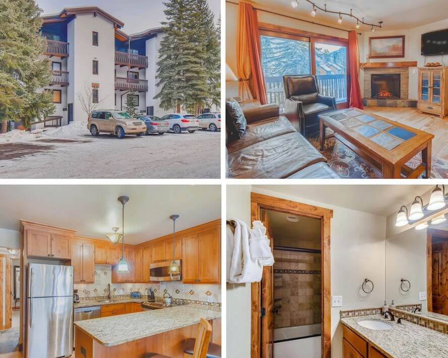 vail condo investment property