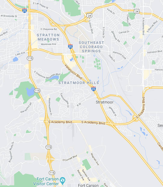 real estate rental property map