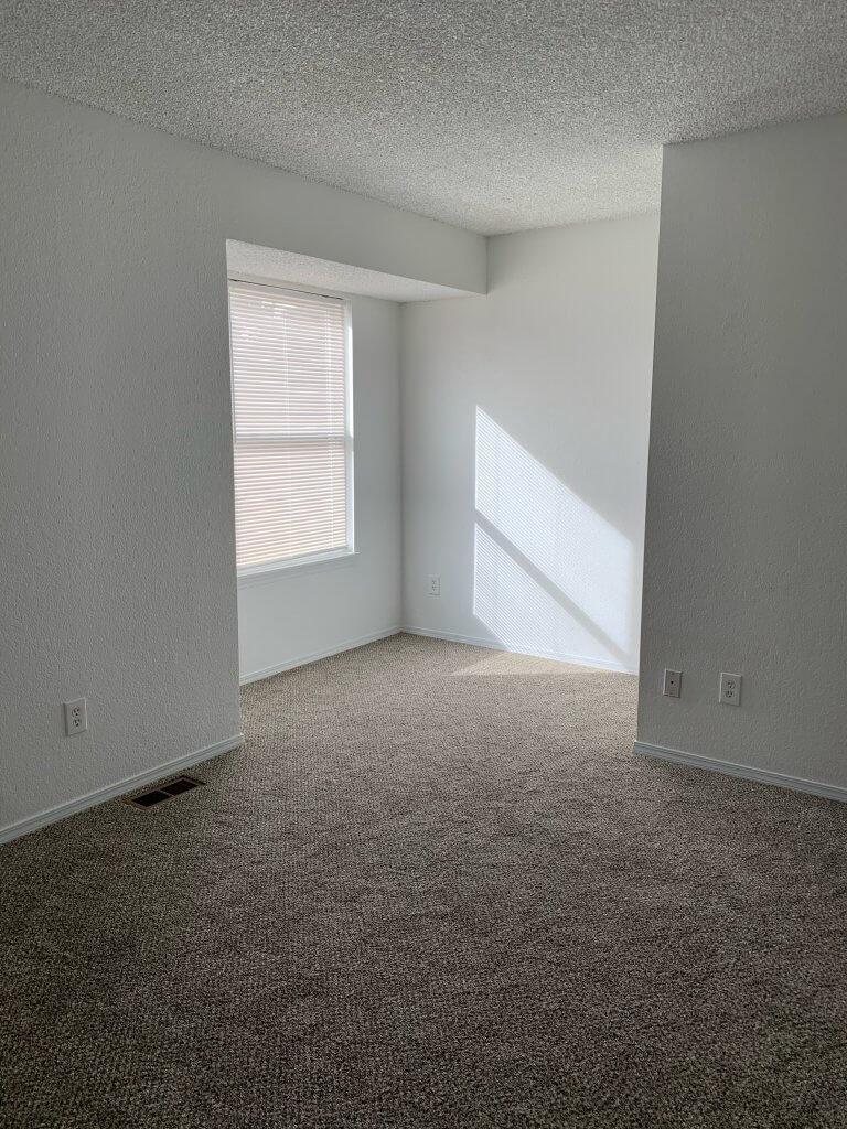 condo rental bedroom Colorado Springs