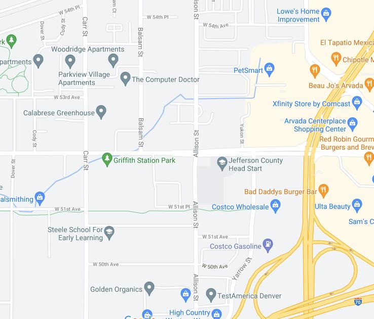 denver house hack real estate map