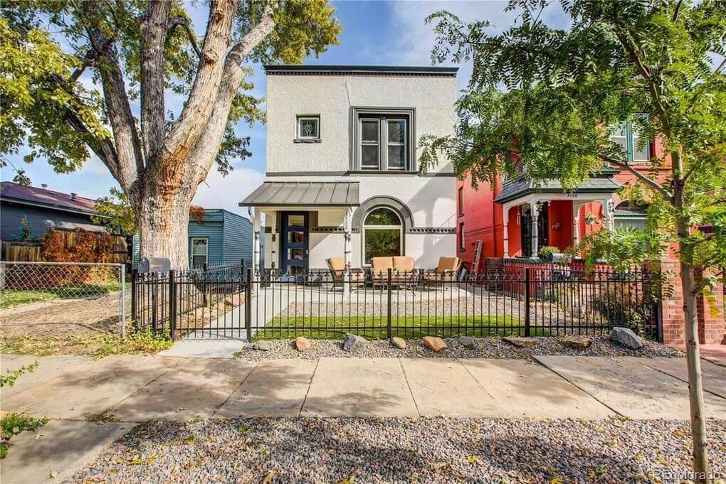 Historic Denver Home with an ADU rental