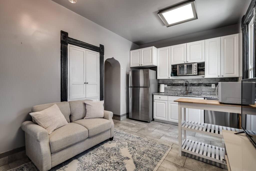 ADU rental in Denver LoHi home