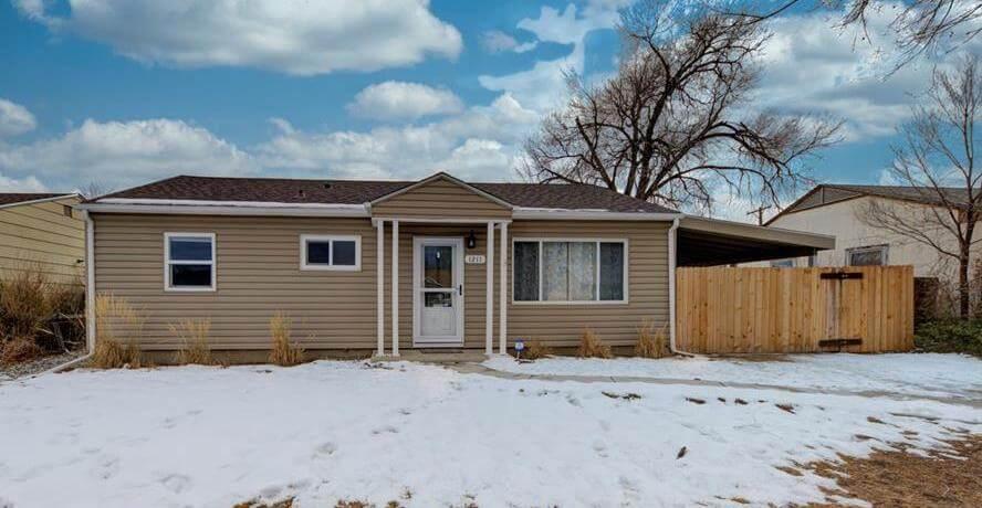 Colorado Springs turnkey rental property