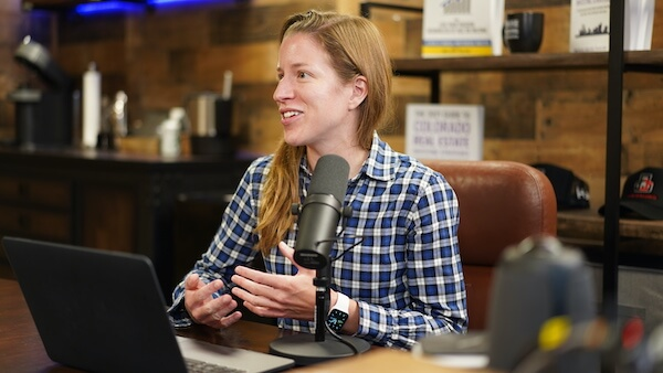 Colorado Springs real estate investor Jenny Bayless on the Colorado Springs Real Estate Investing podcast