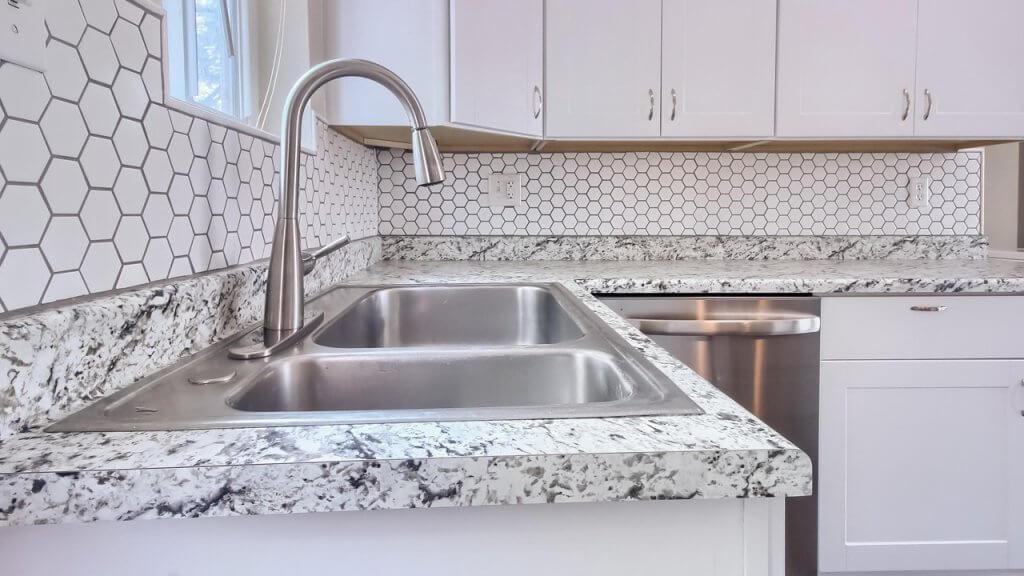 kitchen remodel in Colorado Springs rental property